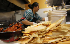 Gallery: Tamales, a Latino Tradition