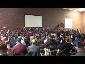 Horizon Elementary Veterans Day