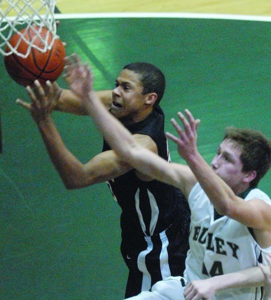 Suspect Id D In Colorado School Shooting That Leaves 1: PREP BOYS BASKETBALL: Fourth Quarter Lifts Jerome Over