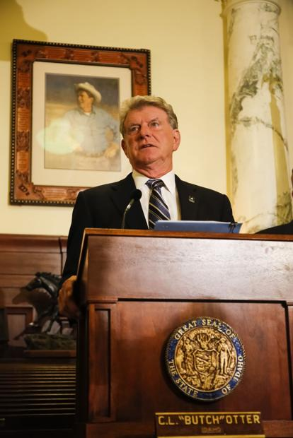 BLOG: Otter Most Conservative Governor in America, Data Group Says