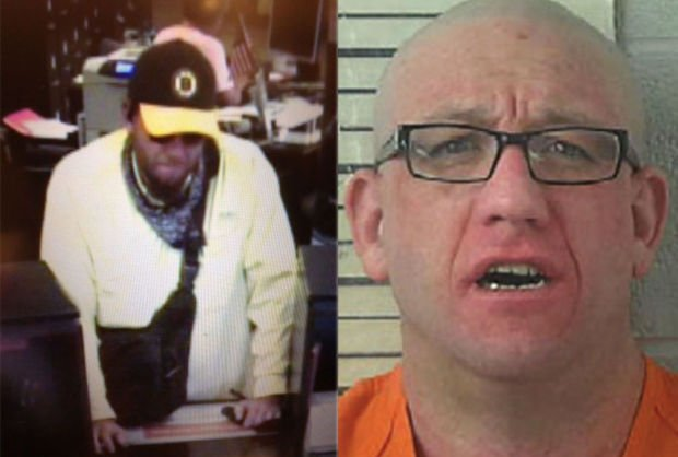 Twin Falls Bank Robbery Suspect