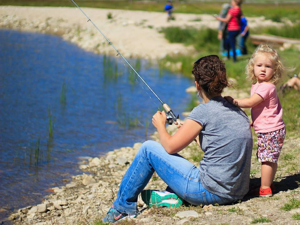 May fish stocking for magic valley waters outdoors and for Idaho dept of fish and game