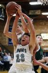 Burley at Twin Falls Boys Basketball 4A District Championship