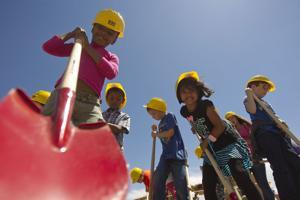 Gallery: Rock Creek Elementary Groundbreaking