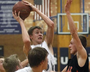 Gallery: Jerome at Twin Falls Boys Basketball
