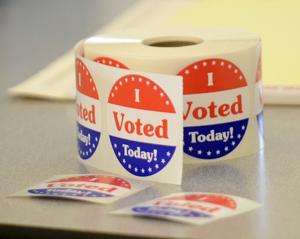 Gallery: Election Day in Gooding