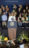 President Obama Speaks at Boise State