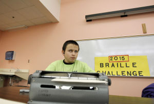Gallery: Mashing Down those Braille Keys