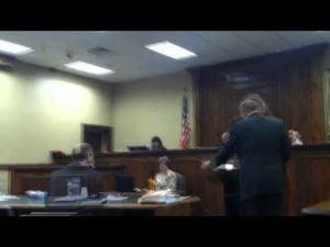 Video: Damon Azure Murder Setencing