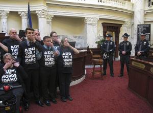 Gallery: Idaho's 'Add the Words' Debate