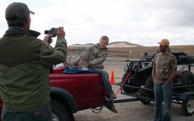 Idaho fish and game seeks to lower age for big game for Idaho fish and game jobs