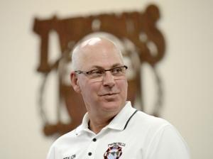 Gallery: Twin Falls Battalion Chief Jack Barnes Retires