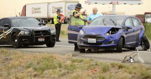Gallery: Five Vehicle Crash near Jerome
