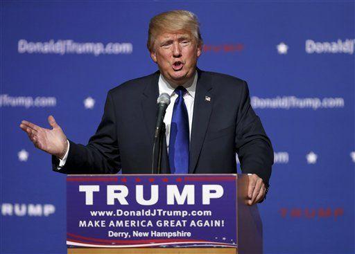 BLOG: Trump Pretends to Shoot Bergdahl at New Hampshire Speech