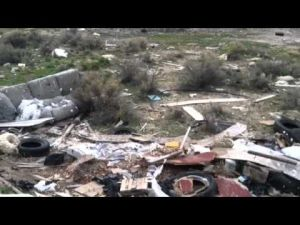 Video: Illegal Dump Site Grows South of Twin Falls