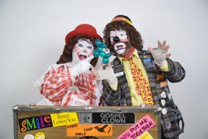 Gallery: Clown 'N' Ministry