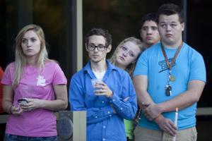 Gallery: CSI Vigil for Umpqua Community College Shooting Victims
