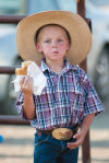 Small Crowd, Big Hearts  Show Up at Lincoln County Fair