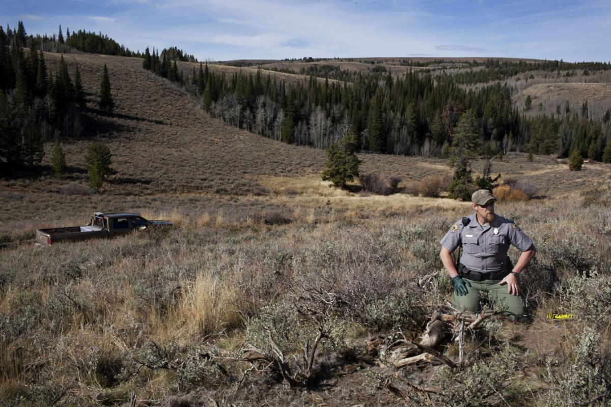 Poached deer and duck hunt rules a fish and game officer for Idaho fish and game jobs