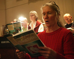 Gallery: The Heart of Christmas Cantata