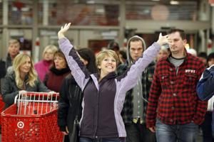 Gallery: 'Gray Thursday' at Target