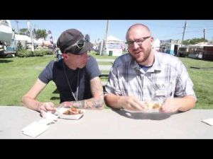 VIDEO: Tater Pig Tasting at the Twin Falls County Fair
