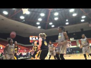 Video: CSI Women take on Chipola College