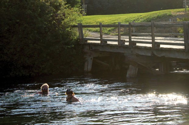 4 Great Swimming Holes In Thousand Springs State Park Outdoors And Recreation