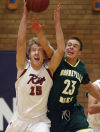 Canyon Ridge Vs. Bonneville Boys Basketball