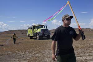 Gallery: Bureau of Land Management Fire Training Exercises