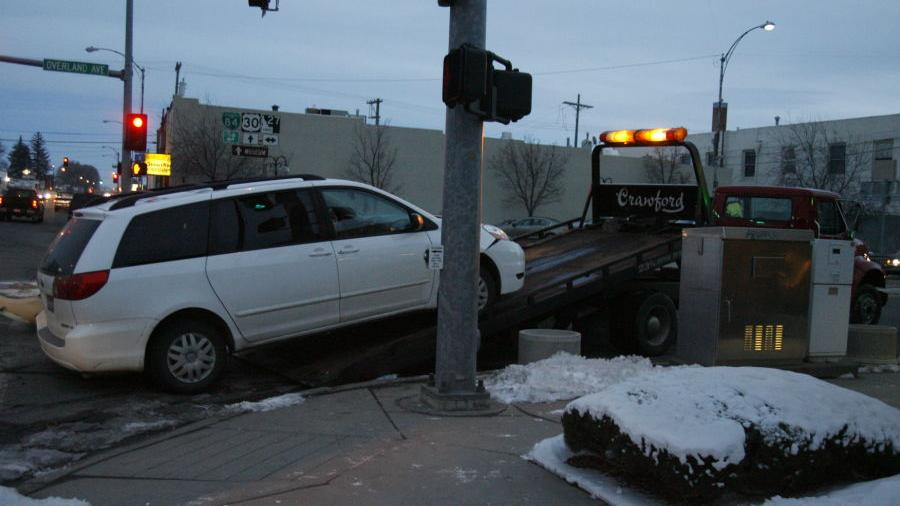 Cassia County Deputy I... Boise Courthouse Crash
