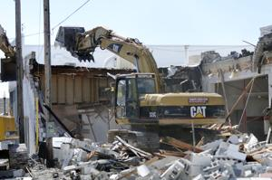 Gallery: Wills Toyota Building Demolished