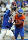 Boise St Scrimmage Football