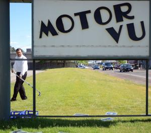 Gallery Motor-Vu Drive-In