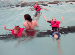 Gallery: Free Swim Lessons a Hit