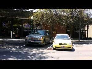 Twin Falls Back-In Parking Trial