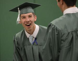 Gallery: Burley High School Graduating Class 2015