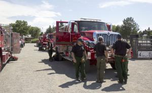 Gallery: Staging for Wildland Fire Season
