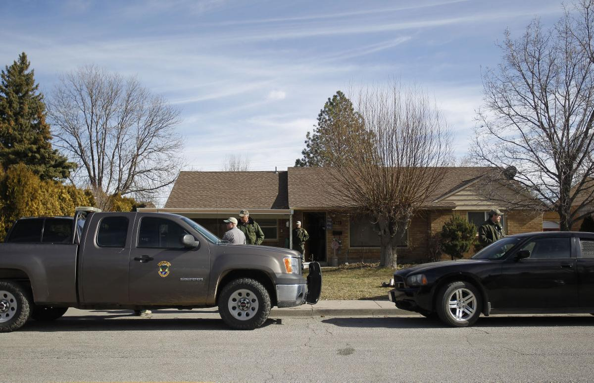 Gallery search warrant executed for mule deer southern for Idaho department of fish and game