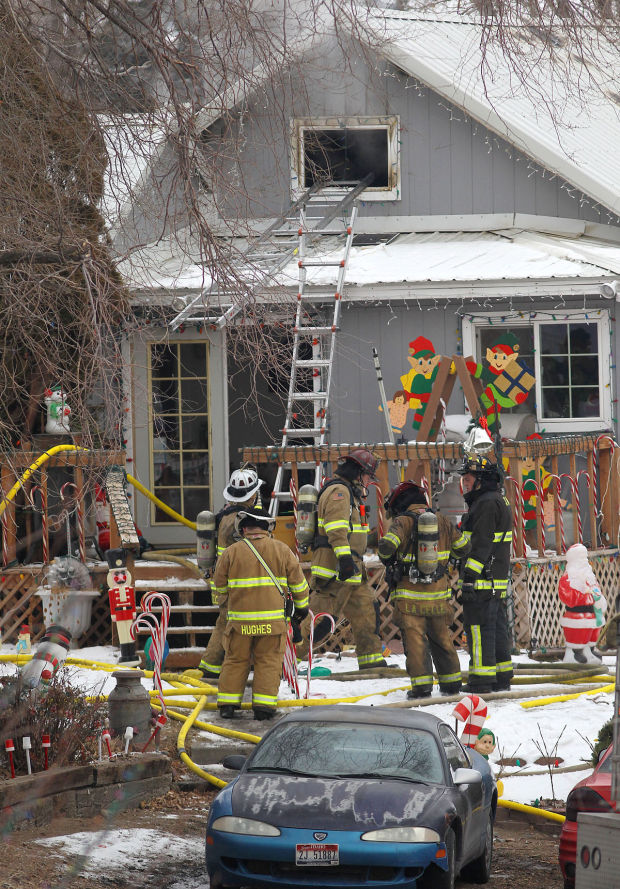update  fire damages jerome county house