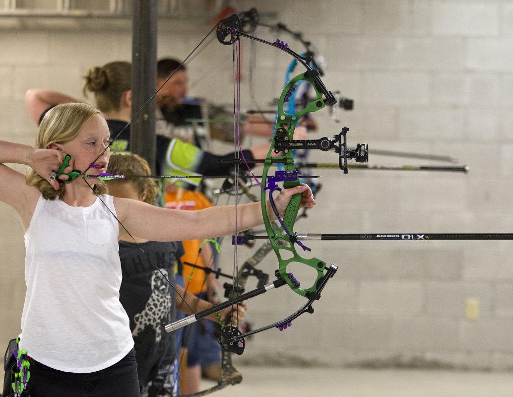 archery 21 arrow range - photo #40