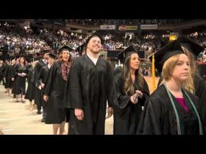 Video: Spring 2015 Boise State Commencement