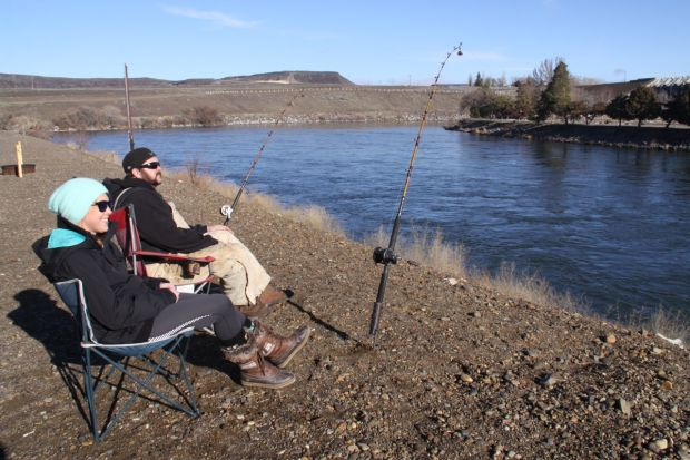 9 best spots for winter fishing in south central idaho for Idaho out of state fishing license
