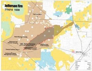 Pdf  Map Of Idaho National Laboratory Fire Size