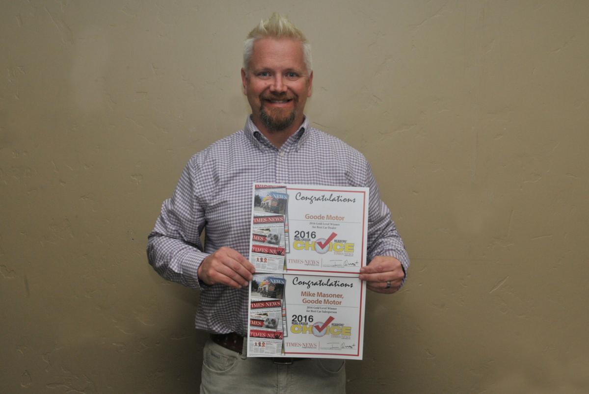 Best car salesperson for Goode motors burley idaho