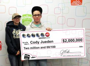 Elko Man Claims $2 Million Prize on Powerball Ticket Sold in Twin Falls