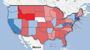 State Interactive Maps and Databases