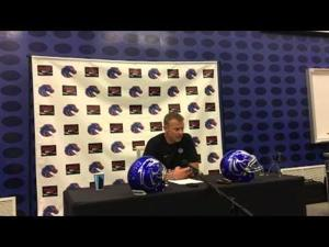 Video: BSU Head Coach Bryan Harsin