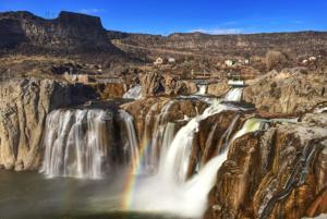 Gallery: Shoshone Falls in All Seasons