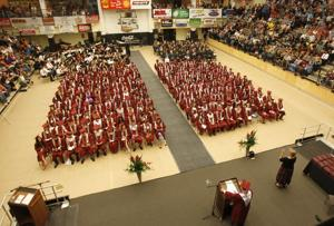 Gallery: Canyon Ridge High School Graduating Class 2015